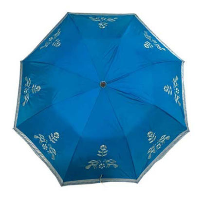 Picture of Handcrafted Blue Umbrella