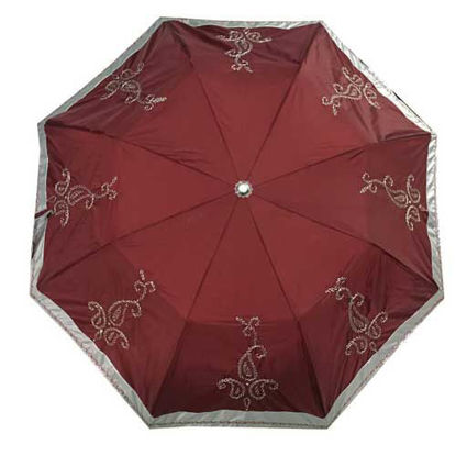 Picture of Handmade scarlet Umbrella