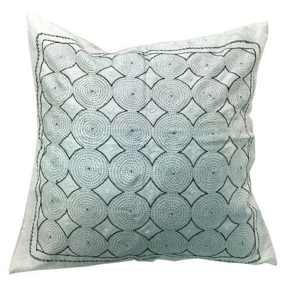 Picture of Cushion Cover 18 in x 18 in - design-1 (Silk)