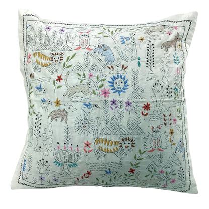 Picture of Cushion Cover 18 in x 18 in - design-3 (Silk)