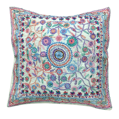 Picture of Cushion Cover 18 in x 18 in - design-4 (Silk)