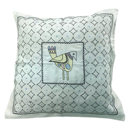 Picture of Cushion Cover 18 in x 18 in - design-6 (Silk)