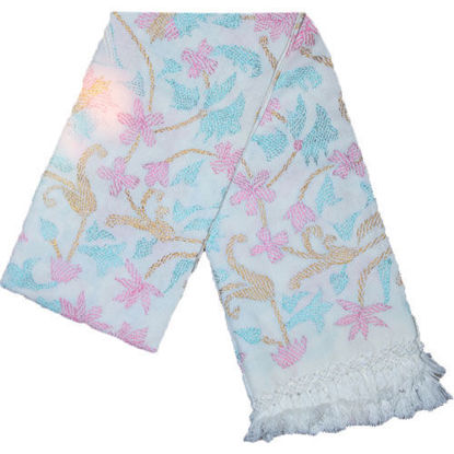 Picture of Woolen Shawl Pink